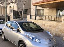 نيسان ليف Nissan Leaf 2014 مدخلين كلين تايتل فحص كامل شبة وكالة