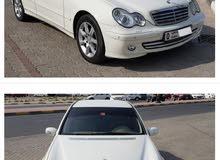 Mercedes C200 Kompressor 2007