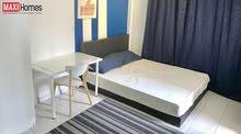 big furnished room for rent