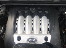 محرك سيارة كيا سبورتاج 2006 بنزين