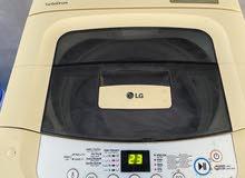 غسالة LG للبيع مستعمله