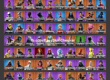 fortnite account from season 4-7