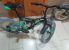 دراجة هوائية للبيع بحالة ممتازة