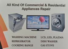 Electronics repair services provided