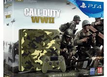 PS4 Slim call of duty edition
