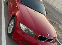 سياره BMW 118 للبيع موديل 2009