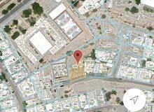 ارض سكنية في القرم منطقة راقية ومرتفعة خلف نفط عمان