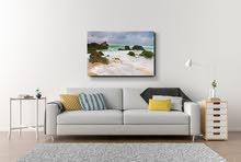 لوحات فنية (صور مطبوعة)
