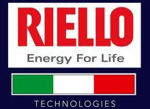 مكيفات RIELLO الايطالية بسعر رخيص