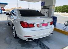 BMW 750 L1 موديل 2015/نهايه السيرفس اخر الشهر/ ماشيه111الف