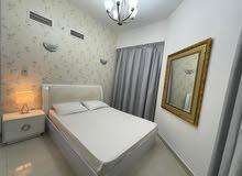 دبي ابراج بحيرات جميرا jlt  غرفة وصالة مفروشة شهري شامل