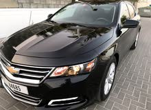 2017 Black Chevrolet Impala for sale