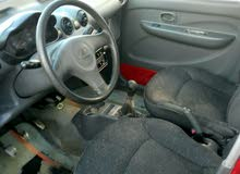Automatic Red Hyundai 2000 for sale