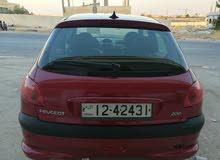 Automatic Peugeot 206 2004