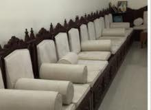 جلسه عربية تفصيل وخشب ممتاز جدا جدا