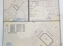 من المالك - أرض كونر للبيع العامرات الثامنة قريب بوشر ونفط عمان
