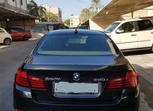 BMW 520 2015 For sale - Black color