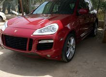 Automatic Red Porsche 2008 for sale