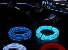 للبيع اضاءة داخلية لطبلون السيارة