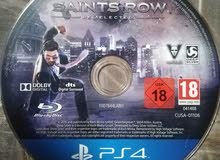 للبيع saints row ps4