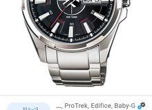 ساعة كاسيو اديفيس مستعمله للبيع