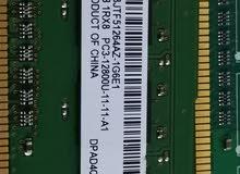 2 رامات DDR3 شبة جدد(ديسكتوب)