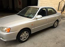 Hyundai Verna 2001 in a very good condition for sale