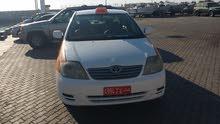 Automatic Toyota 2003 for sale - Used - Saham city