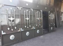 أبواب حديد جاهزة للبيع بأسعار منافسة مصراته