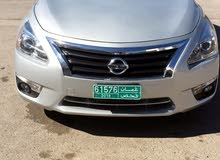 Nissan Altima 2015 For sale - Silver color