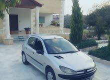 بيجو 206 موديل 2001 ترخيص جديد