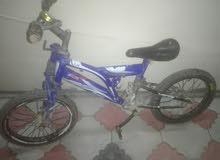 دراجه هوائية للأطفال بحاله جيده
