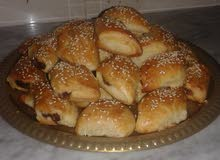 معجنات وحلويات شرقية مصرية