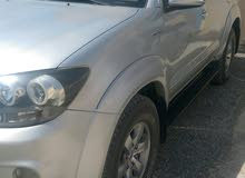 Grey Toyota Fortuner 2008 for sale