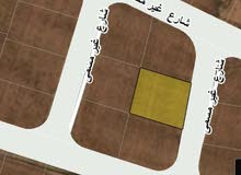 للبيع ارض 500 م في اللبن المحطه شارع الميه