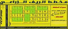 للبيع شرائح زراعية على طريق الدمام الرياض تبعد 38 كيلو عن الدمام