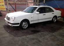 Automatic White Mercedes Benz 1997 for sale