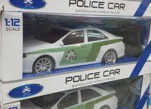 سيارة شرطة شحن وريموت