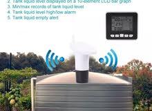 جهاز (ألتراسونيك) لقياس مستوى الماء فالخزان