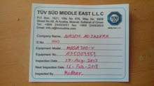للبيع شيول دوسان موديل 2007 حجم 300 باكيت حجم 3متر مواصفات بيديو ع راس العمل