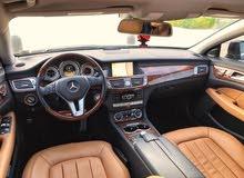 مرسيدس CLS 550  فئة  (blue efficiency)
