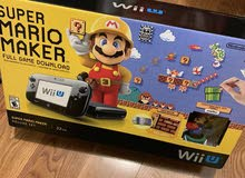 Nintendo Wii U game console device for sale at the best possible price