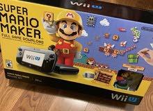 Wii U نسخة ماريو ميكر للبيع