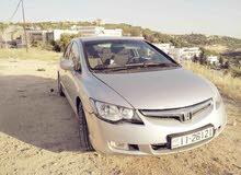 Honda Civic 2008 for sale in Amman