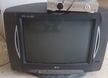 تلفزيون ل ج مع رسيفر