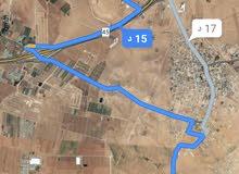 للبيع ارض 1050 م في الذهيبه الغربيه قطعه 306