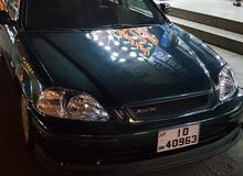 Manual Honda 1998 for sale - Used - Amman city