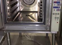 فرن كونفيكشن غاز 5 صاج ايطالي صاج 40×60  سعر 28500