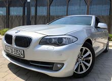 condition BMW 523  with  km mileage