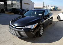 Black Toyota Camry 2016 for sale